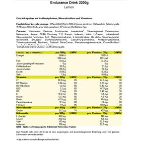 Nutrixxion Endurance Bebida 700g, Lemon